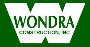 Wondra Construction Logo